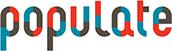logotipo populate